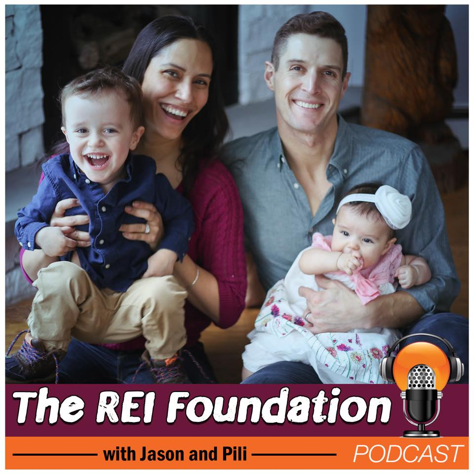 The REI Foundation Podcast – Episode 112