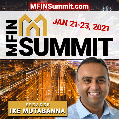 Multifamily Investor Nation Summit​